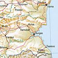 Aitos Bulgaria 1994 CIA map.jpg