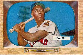 Al Smith (outfielder) American Major League Baseball outfielder/third baseman