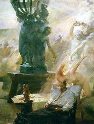 Albert Maignan - Apothéose du sculpteur Carpeaux.jpg