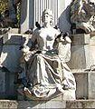 Alegoría de la República at Monumento Nicolas Avellaneda.jpg