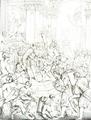 Alessio Comneno, figlio del diseredato imperatore di Costantinopoli, giunge a Zara a invocare l'aiuto dei Crociati per scacciare dal trono lo zio Alessio usurpatore e rimettervi il proprio padre Isacco.png
