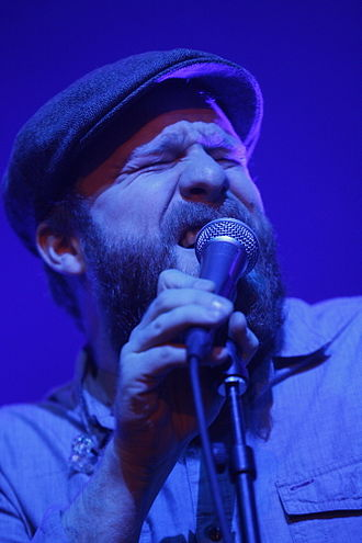 Alex Clare - Clare performing on 28 January 2013 at Capitol Offenbach.