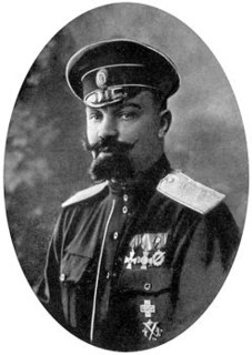 Alexander Kutepov Russian politician and general