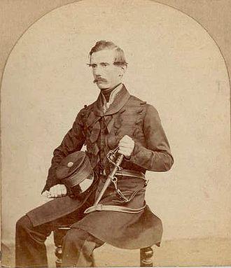 Alexander Ross Clarke - Alexander Ross Clarke in 1861