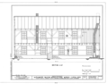 Alexander Wilson Agricultural Works Complex, County Route 4, Pencader Hundred, Newark, New Castle County, DE HABS DEL,2-NEWARK.V,6- (sheet 10 of 13).png
