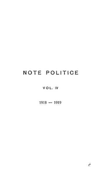 File:Alexandru Marghiloman - Note politice. Volumul 4 - 1918-1919.pdf