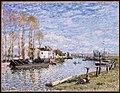 Alfred Sisley - The Loing at Saint-Mammès - 1993.44 - Museum of Fine Arts.jpg