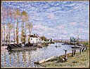 Alfred Sisley - The Loing at Saint-Mammès - 1993.44 - Museum of Fine Arts.jpg