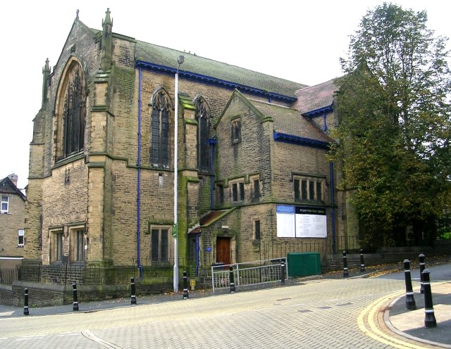 All Saints Church - Highfield Lane - geograph.org.uk - 1008149