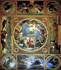 An Allegory of Peace and the Arts
