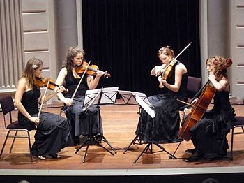 Quartetto per archi