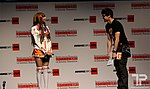 Alodia Gosiengfiao and Danny Choo at Anime Expo 20130704.jpg