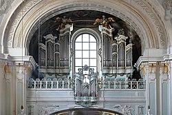 Alsergrund (Wien) - Lichtentaler Kirche, Orgel.jpg
