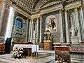 Altar Mayor, Trampantojo, obra del milanés Paolo Sistori del año 1795.jpg