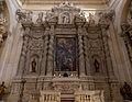 Altare laterale destro, Sant'Irene, Lecce.jpg