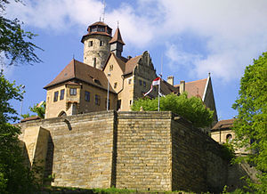 Prince-Bishopric of Bamberg - Altenburg, residence of the Bamberg prince-bishops from 1305 to 1553