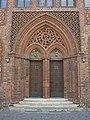 Altstädtisches Rathaus Brandenburg northeast portal.jpg