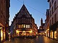 Altstadt Mainz Leichhofstr Zum Spiegel Abend.jpg