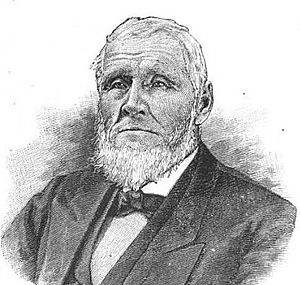 Secretary of State of Vermont - Image: Alvah Sabin