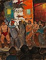 Alvar Cawén - Circus in Paris - A-1992-246 - Finnish National Gallery.jpg
