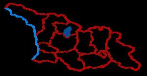 Ambrolauri Municipality - Ambrolauri District