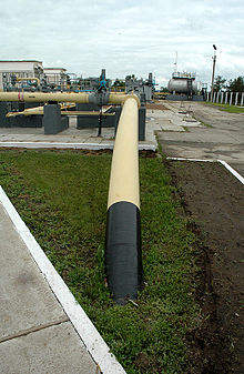 Pipeline transport wikipedia the worlds longest ammonia pipeline from russia to ukraine sciox Choice Image