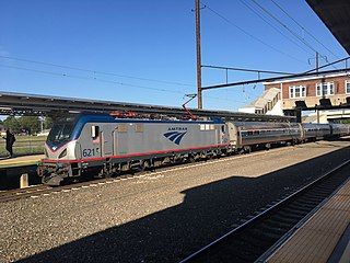 <i>Keystone Service</i> rail transport