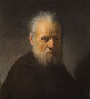 An old man with beard by Rembrandt van Rijn.jpg