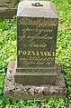 Ancios Poznanskos antkapis Bernardinų kapinėse.jpg
