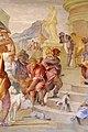 Andrea del sarto, tributo a cesare, 1519-21 (con aggiunte dell'allori del 1578-82) 04.JPG