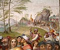 Andrea del sarto, viaggio dei magi, 1511, 07.jpg