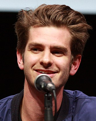 Andrew Garfield - Garfield at the 2013 San Diego Comic-Con