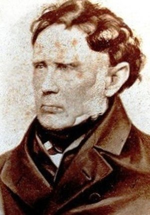 Robert Godlonton - 1st Baronet Sir Andries Stockenström, military leader and architect of a system of peace treaties with the neighbouring Xhosa Chiefs.