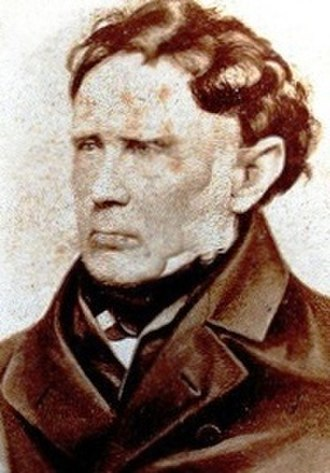 Xhosa Wars - Sir Andries Stockenström, 1st Baronet, and veteran of several Xhosa wars