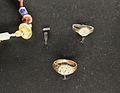 Anells amb decoració incisa, segles VI - VII, museu d'Història de València.JPG