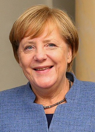 Chancellor of Germany - Image: Angela Merkel. Tallinn Digital Summit
