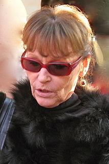 Angelica Domröse German actress