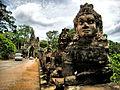 Angkor City Entrance Demons (1502802282).jpg