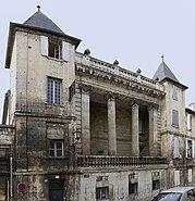 Angoulême Hôtel de Bardines 2012