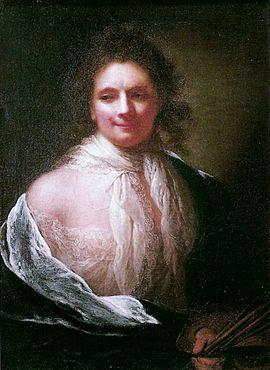 Anna Dorothea von Lisiewska