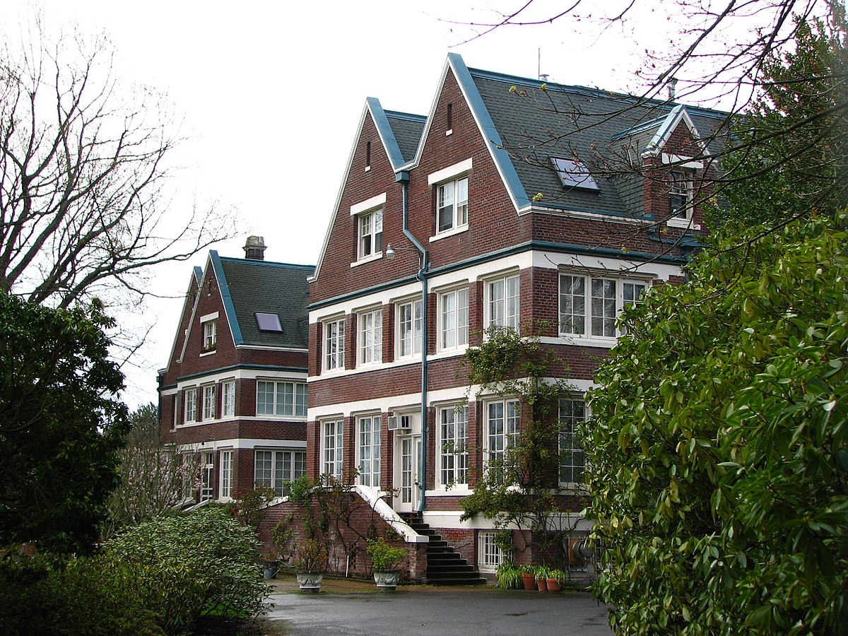 Anna lewis mann old people 39 s home wikipedia for Portland home