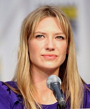 Anna Torv - Torv at the 2010 San Diego Comic-Con International