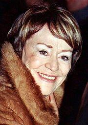 Annie Girardot à la 30e cérémonie des César, en 2005.