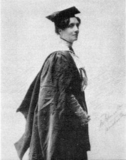 Annie Horniman British theatre manager