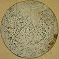 Anoniem, Medaillon met de aanbidding der Koningen - Médaillon représentant l'adoration des Rois mages, KBS-FRB (CVH 543-1).jpg