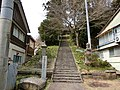 Anryū-ji temple, Sado, 2018.jpg