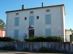 Antagnac - The town hall in Antagnac