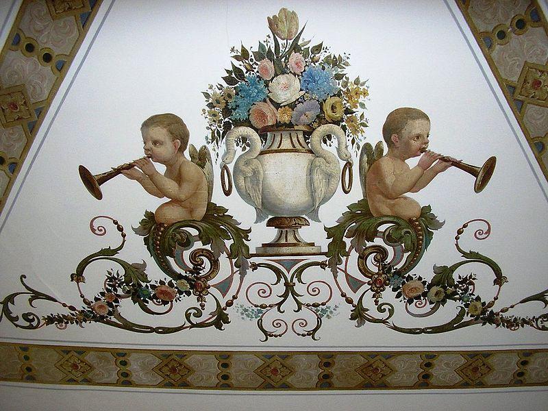 Imagem:Antigo Clube Ingles tecto (Porto).JPG