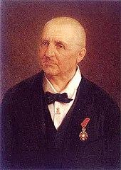 Bruckner-Porträt von Josef Büche, 1893 (Quelle: Wikimedia)