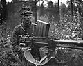 Antti Sokka near Petroskoi in September 1941 (SA-kuva 52751).jpg